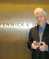 Bill Fenwick, Fenwick & West Founder