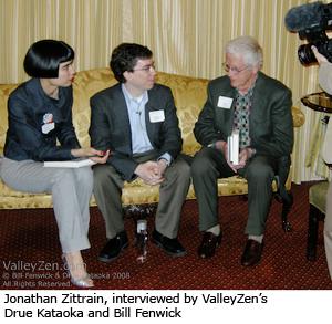 Jonathan Zittrain interviewed by Drue Kataoka and Bill Fenwick