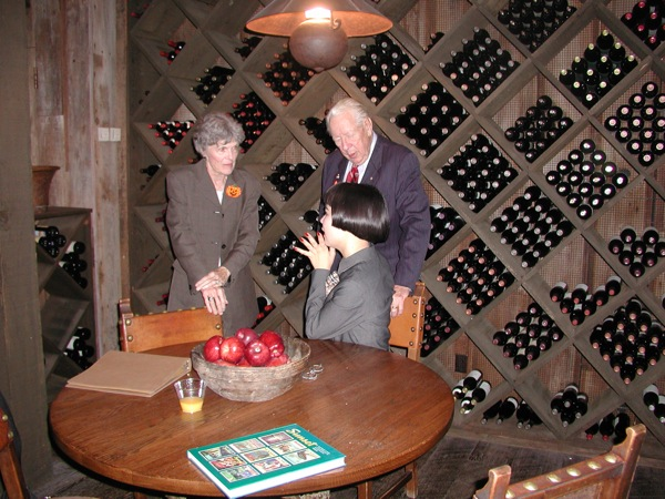 Jean and Bill Lane Sunset Magazine